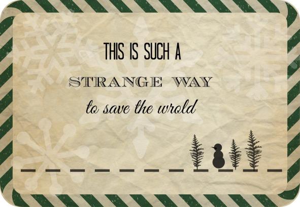 Strange Way