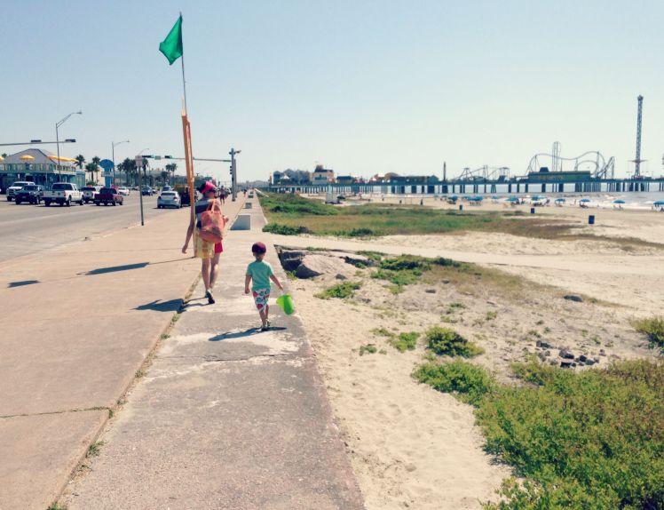 galveston beach II