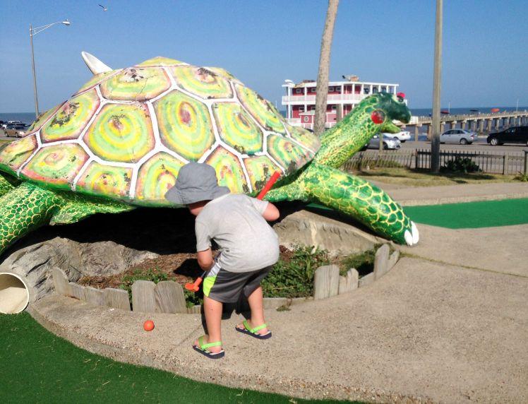 gavin golfs I