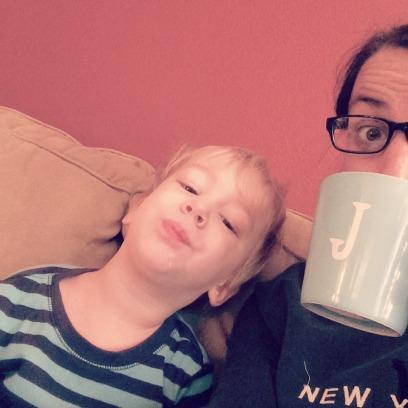 morning with Gav
