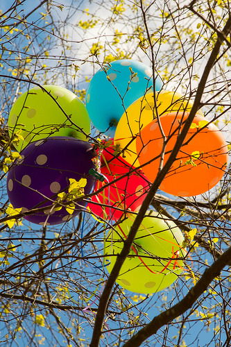 balloons - from photopin